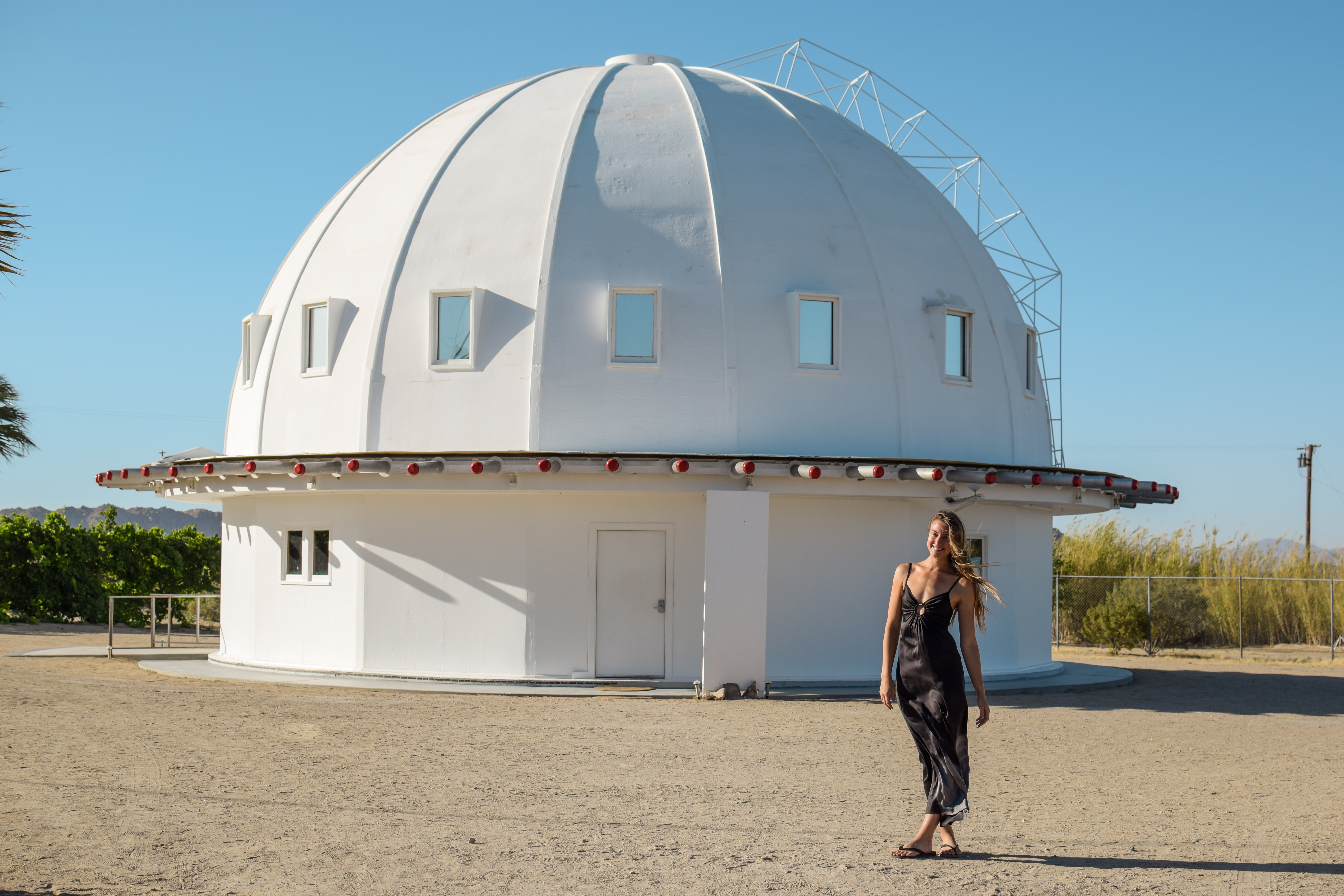 Relaxing & Rejuvenating at Integratron!